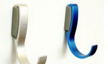 Простой крюк с декоративным покрытием - GSH22 (Серебристый)
