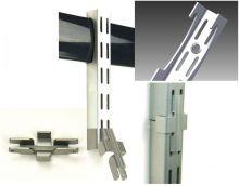 Набор для удлинения вертикальных монтажных полос - SHV-3